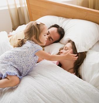 Как ребенка положить спать