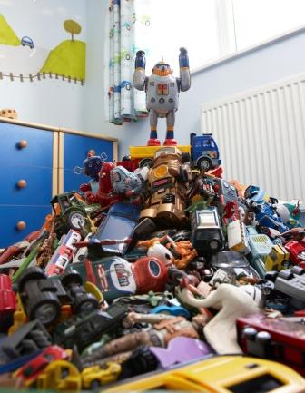 Сколько нужно игрушек?
