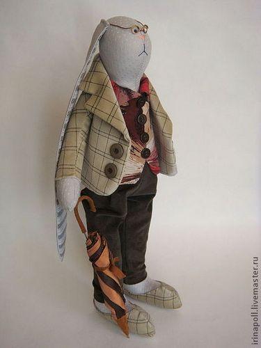 Пиджак на куклу тильду