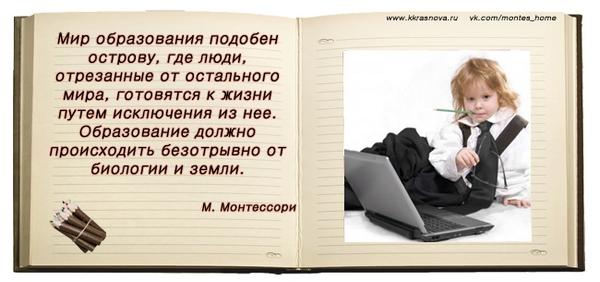 Мир образования