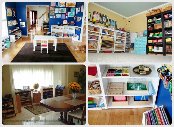 Montessori sreda
