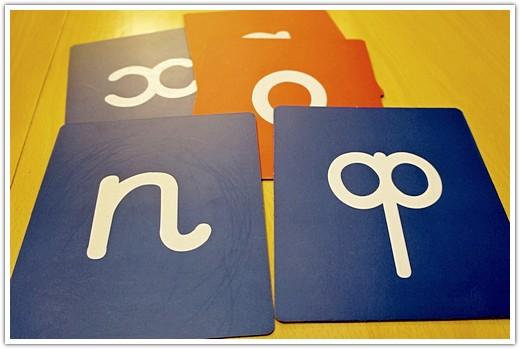 ассоциации при знакомстве с буквами