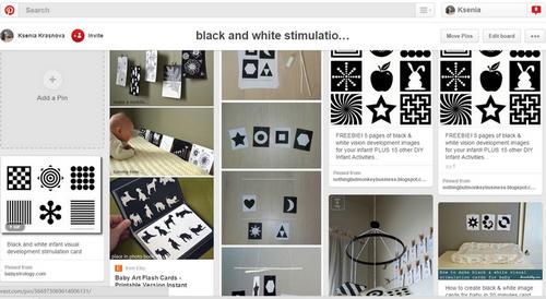 Черно-белые картинки