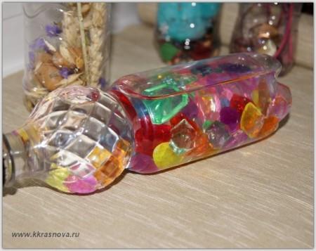 игры с бутылками