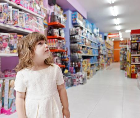 Несколько рекомендаций, как выбирать игрушки.