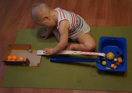 Тактильный куб или игрушка для развития тактильных ощущений