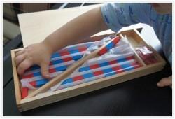 Подготовка руки к письму. Чем заменить рамки-вкладыши Монтессори?