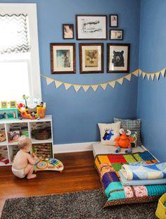 Почему Монтессори-метод рекомендует низкую кровать для ребенка?