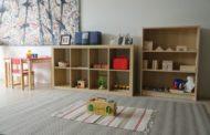 Как организовать домашнее пространство для малыша по методике Монтессори